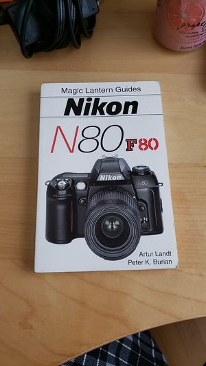 Magic Lantern Guide for Nikon N80 for Sale in IL, US