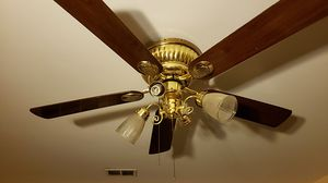 Ceiling Fan with lights for Sale in North Brunswick Township, NJ