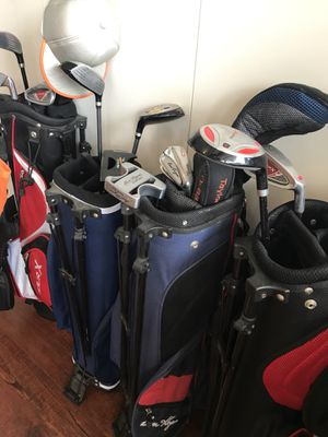 Children golf clubs for Sale in Los Angeles, CA