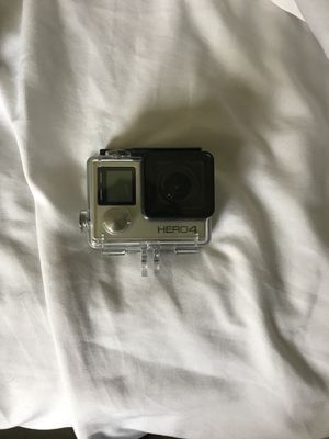 GoPro Hero 4 Silver for Sale in Plum, PA
