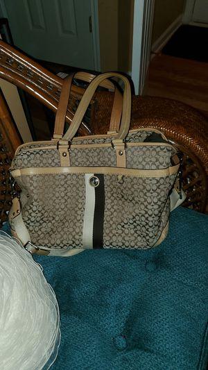 Coach Diaper Bag/Briefcase for Sale in Smyrna, GA