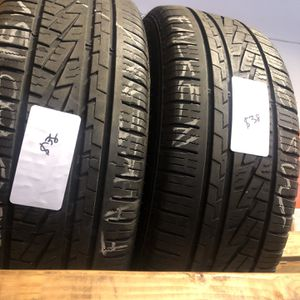 Matching Pair (2) Falken 205 50 17 Tires For Only $38 each With FREE INSTALL !!! for Sale in Lakewood, WA