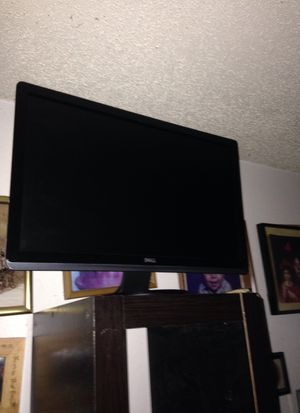 Dell high definition computer or laptop hdmi capable monitor o for Sale in Austin, TX