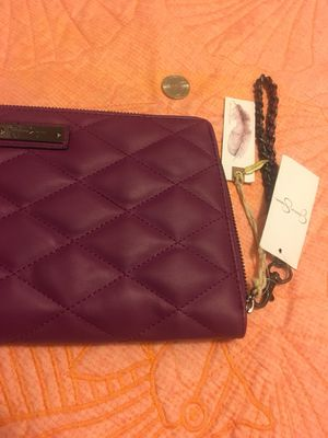 Brand new Jessica Simpson wristlet/wallet for Sale in San Francisco, CA