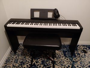 Yamaha p45 digital piano for Sale in San Bernardino, CA