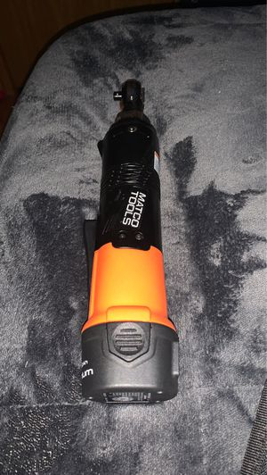 Matco 12v 1/4in Electric Ratchet BRAND NEW for Sale in Richmond, VA