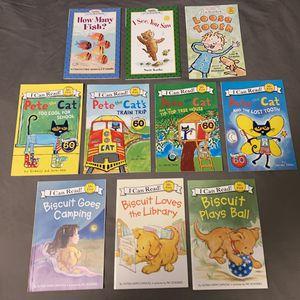 "Harper Collins ""I Can read Book"" Series for Sale in Destin, FL"