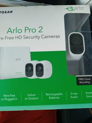 Arlo Pro 2 Security Cameras for Sale in Columbus, OH