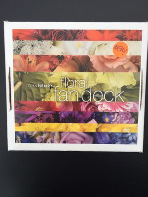 Floral Card Deck - Attention Party Planners!! for Sale in Meridian, ID