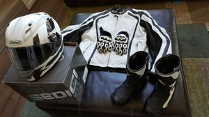 Motorcycle gear BUNDLE for Sale in Lawrenceville, GA