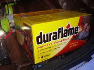Duraflame ' America's number one fire log brand' for Sale in Seattle, WA