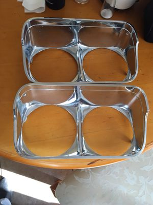 68 Impala headlight bezeles. for Sale in Lake Forest, CA