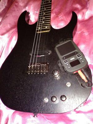 Ibanez rgkp6 guitar korg effects pack never used mint for Sale in Las Vegas, NV