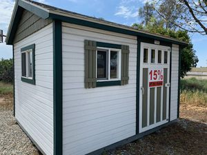 Ranch Style shed by Tuff Shed for Sale in Fresno, CA