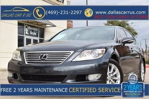 2010 Lexus LS 460 for Sale in Dallas, TX