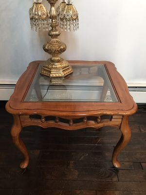 Antique/Vintage Coffee Table and Side Tables for Sale in Stoughton, MA