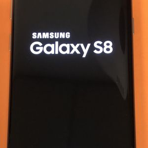 Samsung Galaxy S8. 64GB. Unlocked with 30 Day Warranty for Sale in Addison, TX