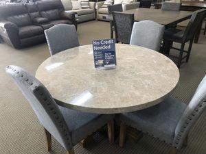 Marble Breakfast Table for Sale in Houston, TX