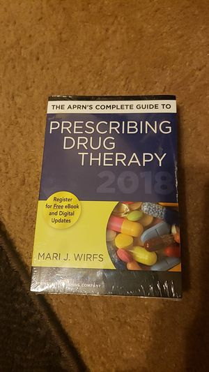 Prescribing Drug Therapy book NEW for Sale in Mesa, AZ