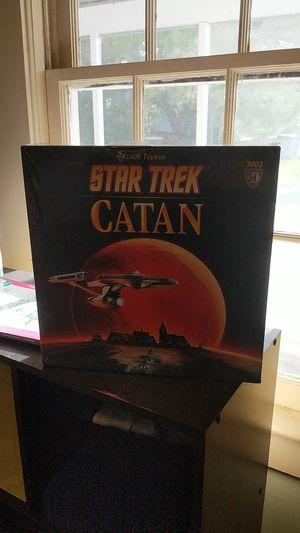 Star Trek Catan for Sale in Alexandria, LA
