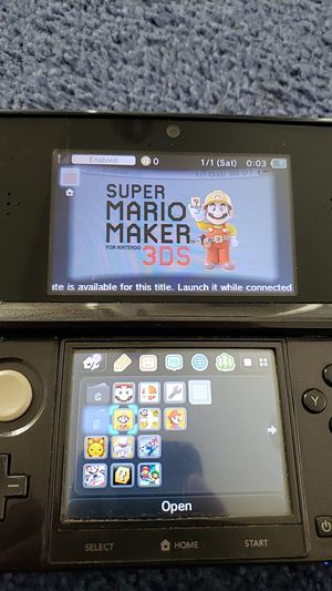 Nintendo 3ds With Games for Sale in Los Nietos, CA