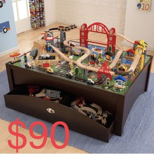 Kid Kraft Train Table for Sale in Skokie, IL