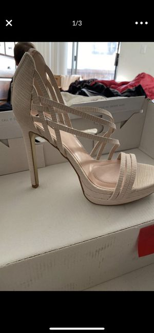 Women high heels 👠 shoes for Sale in Mission Viejo, CA