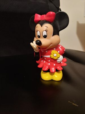 Minnie Mouse Piggy Bank for Sale in Long Beach, CA