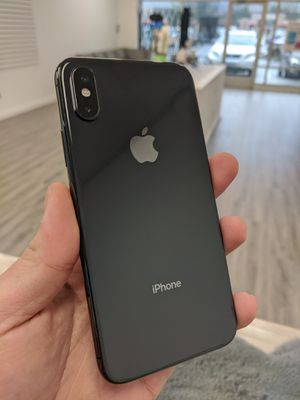 256GB Apple iPhone X Unlocked for Sale in Kent, WA