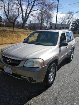2002 Mazda tribute for Sale in Riverdale Park, MD