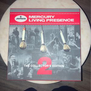 Mercury Living Presence Collector's Edition Vol 2 Vinyl Records Set LP's for Sale in Waukesha, WI