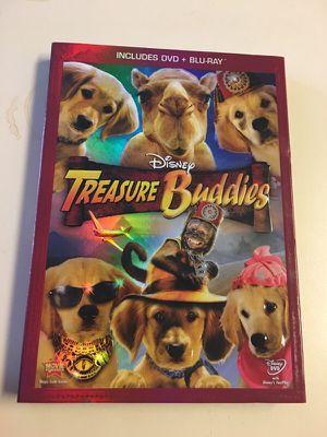 Treasure Buddies DVD + BLU-RAY for Sale in Charlotte, NC