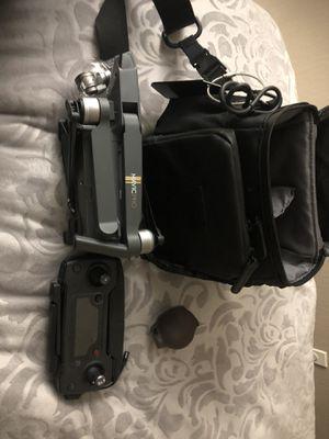 Mavic pro drone and accessories. Remote , googles , batteries. for Sale in Delray Beach, FL