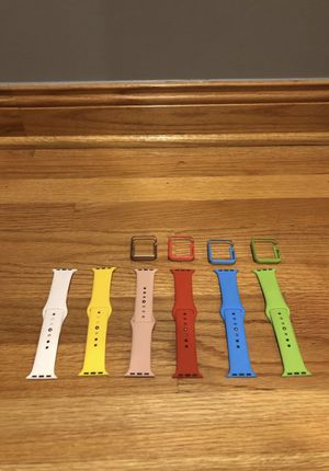 Multiple Apple Watch bands. 38mm for Sale in Chicago, IL