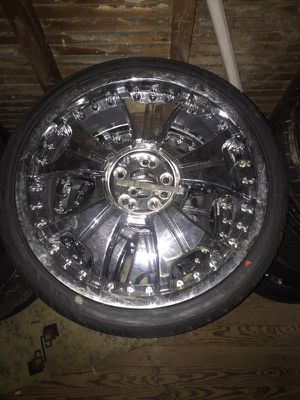 Rims & tires for Sale in Waterbury, CT