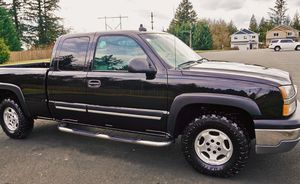 2003 CHEVY SILVERADO 2500HD CREW CAB 4X4 TRUCK V8 ONE OWNER RUST FREE for Sale in Woodland Park, NJ