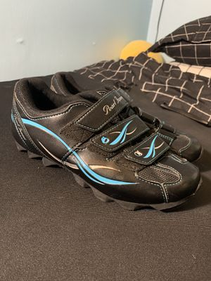 Pearl Izumi cycling shoes SIZE EUR 39 for Sale in Gaithersburg, MD