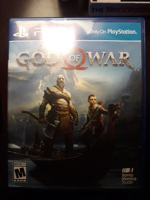 PS4 game GOD of WAR for Sale in Chula Vista, CA
