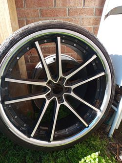22 rims for Sale in Charlotte,  NC