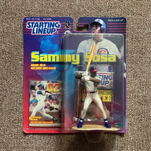 Sammy Soda 1999 Starting Lineup Action Figure for Sale in Shelton, CT