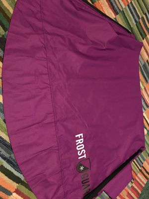 Frost guard. Winter windshield cover. Small to medium cars. Purple for Sale in Hazelwood, MO
