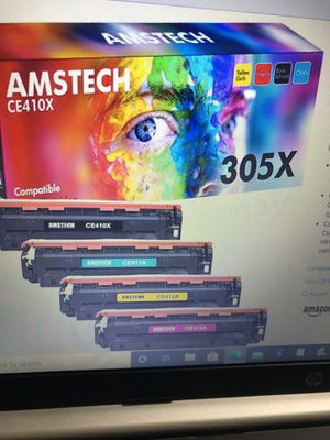 Ink 305x color toner cartridges replacement for Sale in Boca Raton, FL