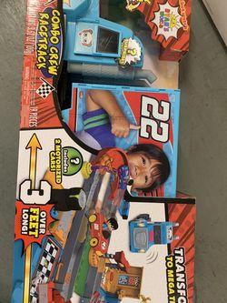 Combo Racetrack for Sale in South El Monte,  CA