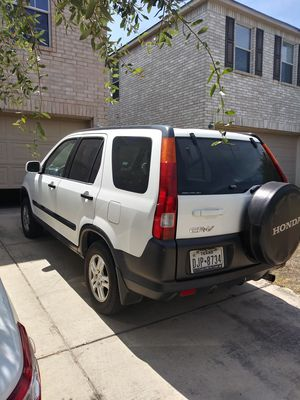 CRV EX Honda 2002 for Sale in San Antonio, TX