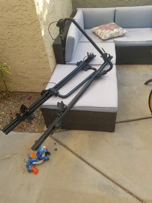 Bike roof rack with locks for Sale in Tempe, AZ
