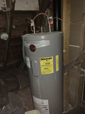 Electric hotwater heater for Sale in Houston, TX