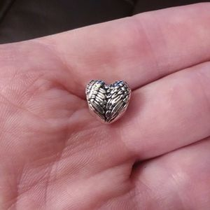 SILVER PLATED ANGEL WING CHARM for Sale in Philadelphia, PA