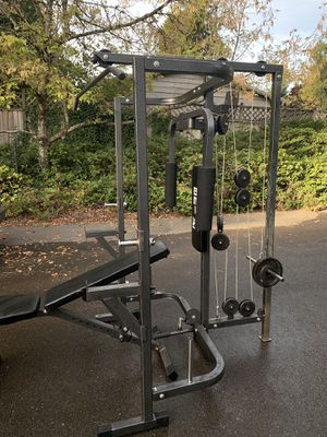 Weight machine gym for Sale in Federal Way, WA