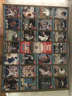 Nolan Ryan baseball card sales posters for Sale in El Monte, CA