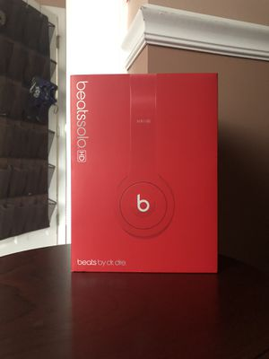 Beats by Dr Dre Solo HD for Sale in Plainfield, IL
